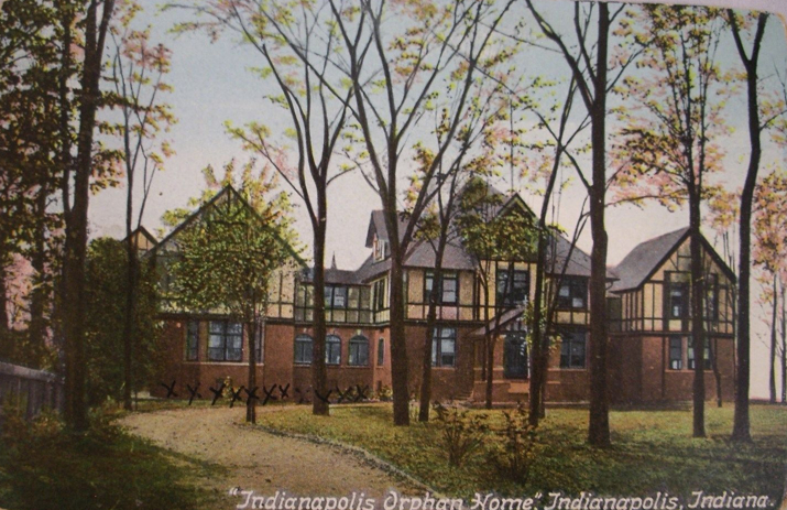 Penny Post: Indianapolis Orphan Home