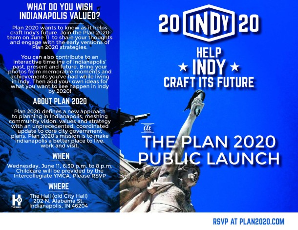 plan2020 launch