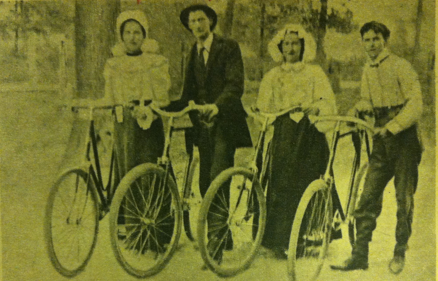 Misc. Monday: Bicycling Indy in 1896