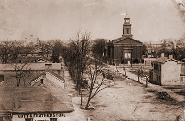 Pennsylvania north ca1857 Roberts Chapel