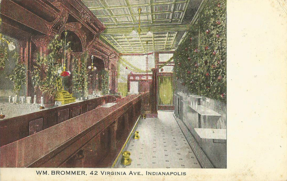 Penny Post: WM Brommer Saloon