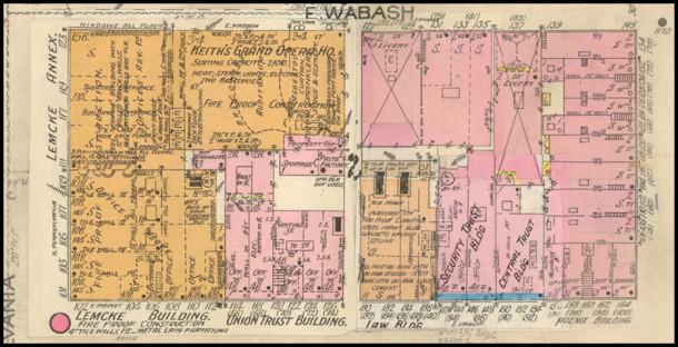 1898 Sandborn map