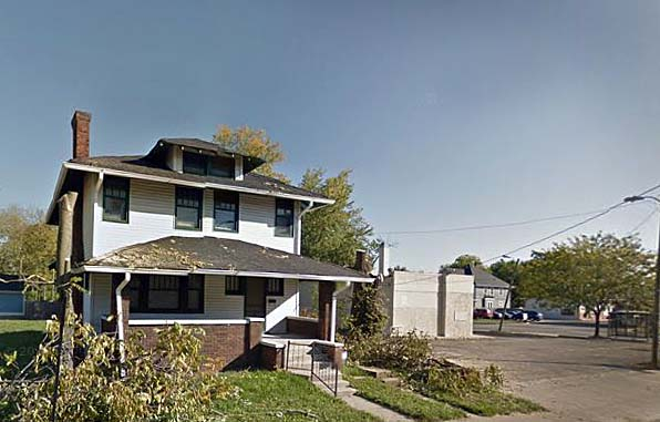 Google Street View, October 2011