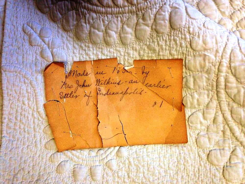 Indianapolis Collected: A Stitch Back in Time