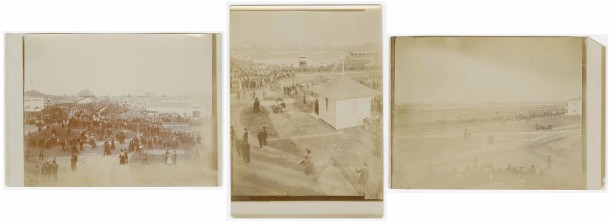 Snapshots of the 1900 Indiana State Fair (The Indiana Album: Loaned by Elizabeth Robb)