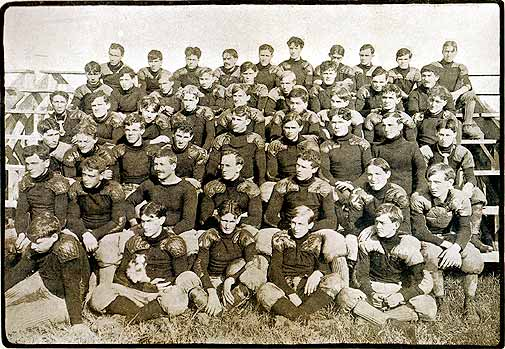 College Football in the Circle City Derailed: The 1903 Purdue Wreck