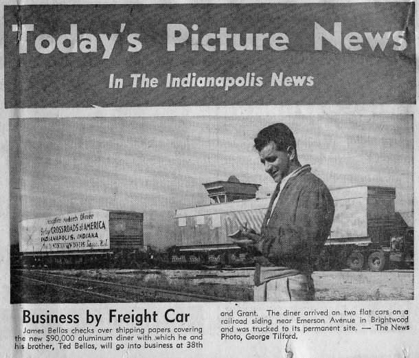 Indianapolis News, 23 February 1954