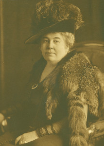 Portrait of Mary Stewart Carey (photo courtesy of The children's Museum of Indianapolis)
