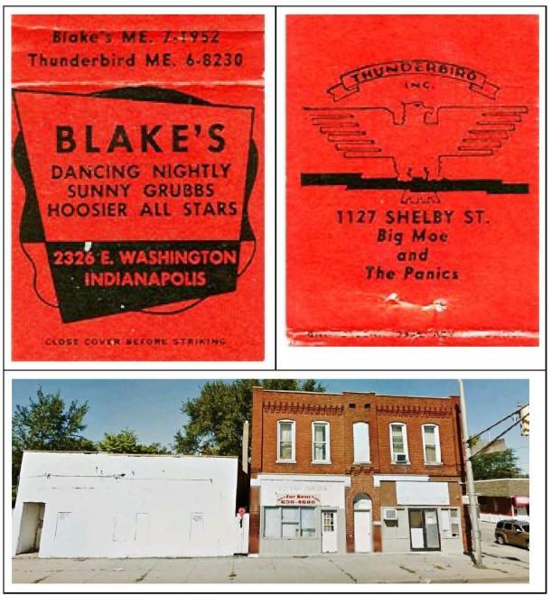 Then Now Blakes