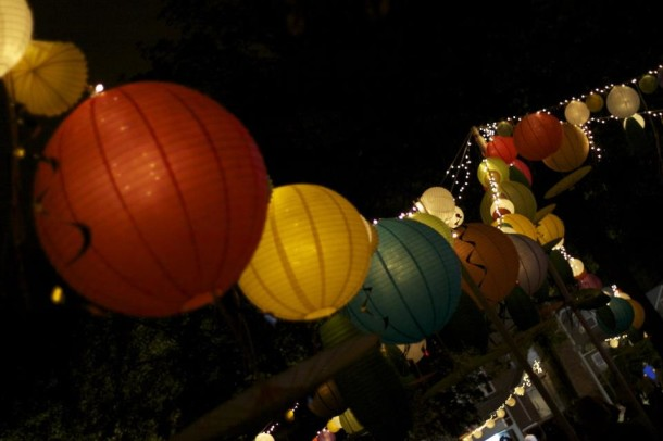 Spades Park hosts the Feast of the Lanterns