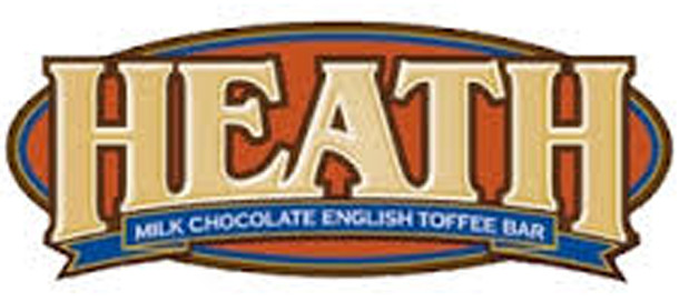 The Heath Bar was introduced in 1914 by a company located in Robinson, Illinois (image courtesy of vintage.ad.browser.com)