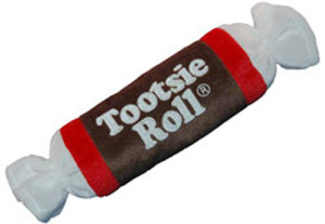 Tootsie Roll was the first individually wrapped penny candy (photo courtesy of dayintechhistory.com