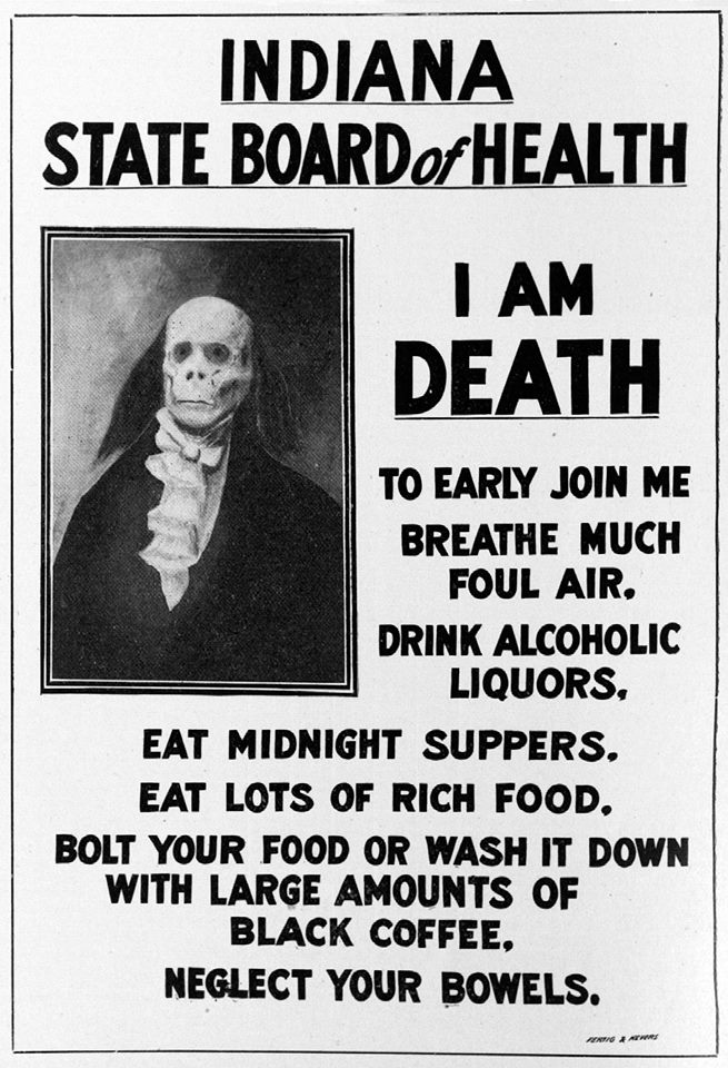 Sunday Adverts: Death as a Salesman
