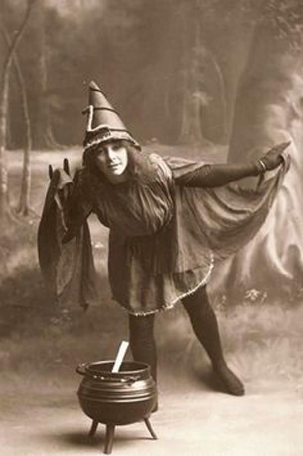 1915 Halloween costume