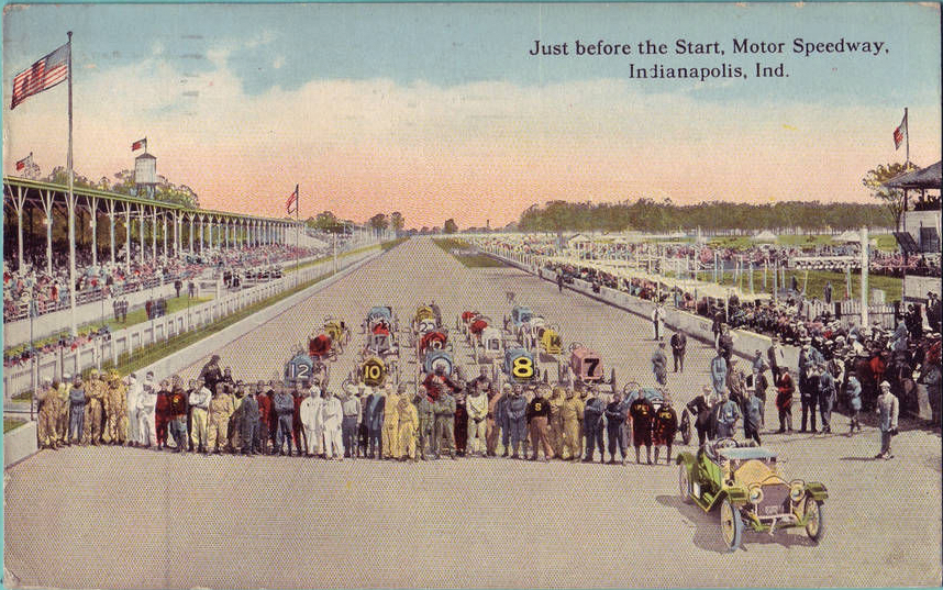 Penny Post: Henry Ford at the 500