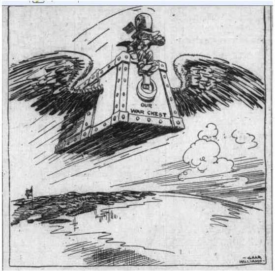 May 27 News cartoon