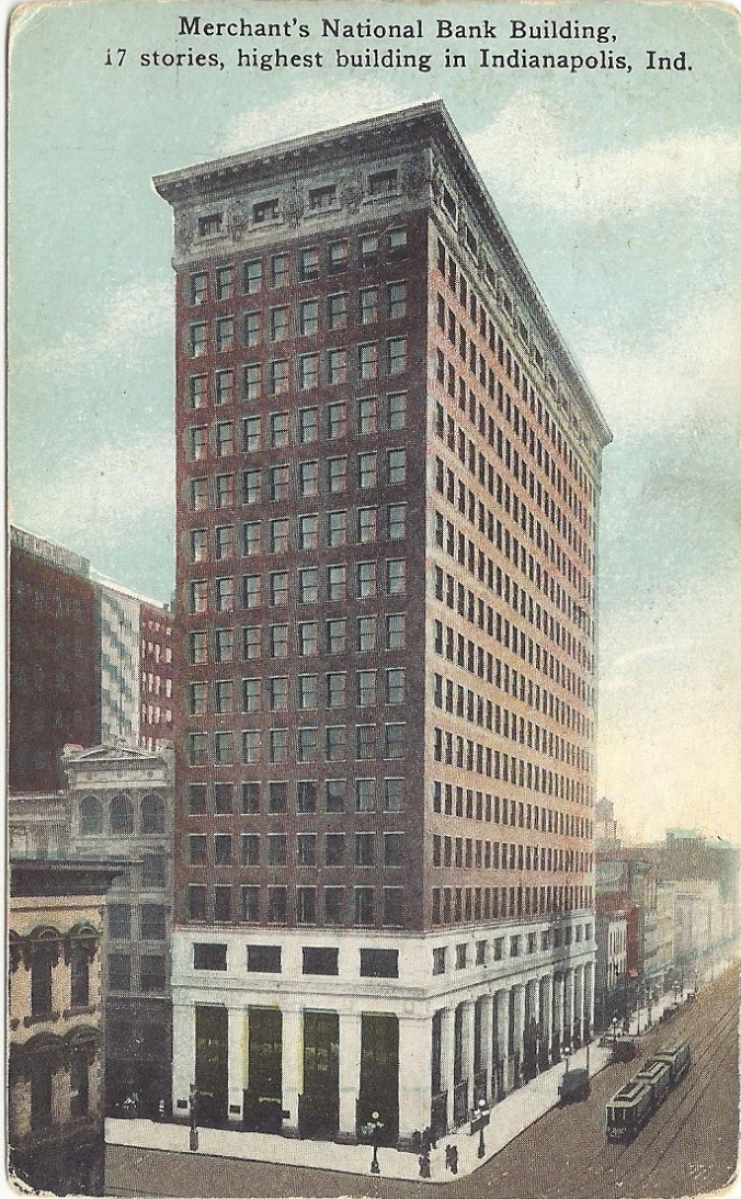 Penny Post: The Highest Building in Indianapolis