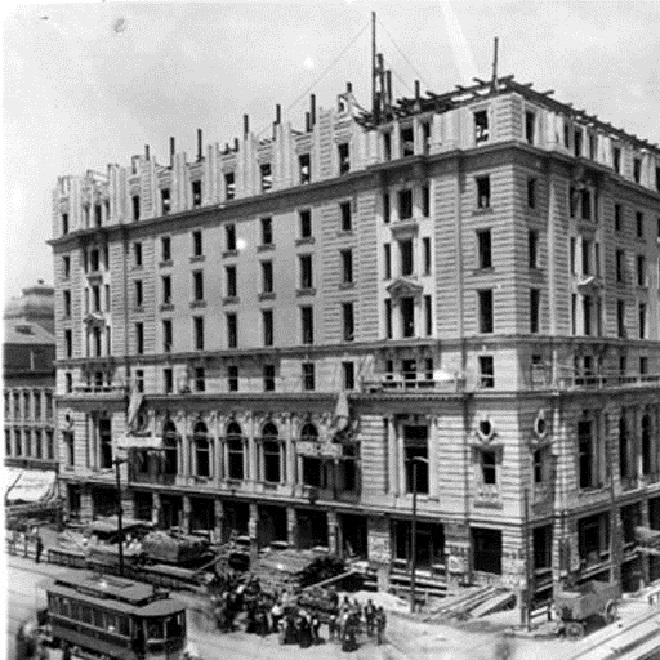 At Your Leisure: A Look at Indy's Grandest Hotel