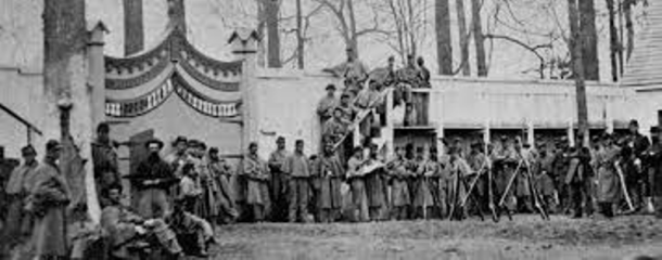 Camp Morton – Rebel POW Camp in Indy. Many of the soldiers who lined the Indy streets for the funeral came from Camp Morton