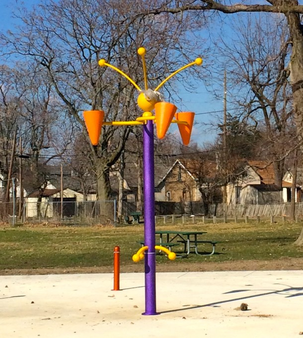 The Haughville Park Spray Grounds will open this summer!