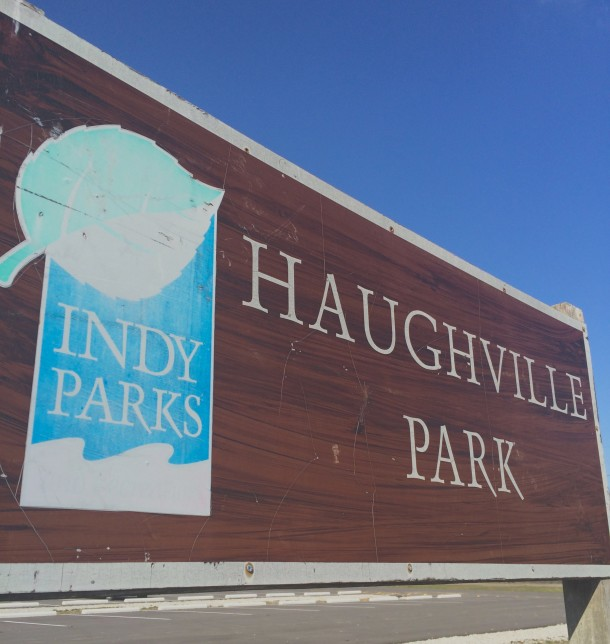 Welcome to Haughville Park!