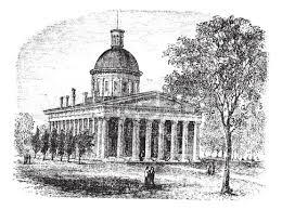 Old Indiana Statehouse