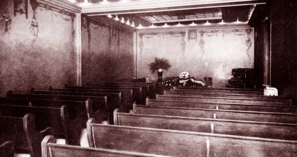 Flanner & Buchanan Chapel
