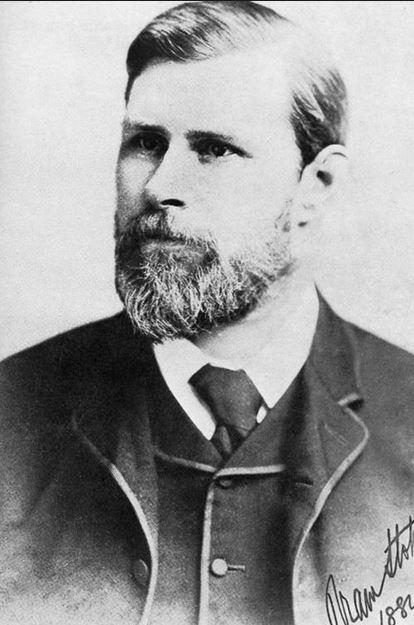 Bram Stoker 1884