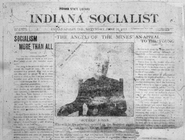 Indiana Socialist, June 28, 1913