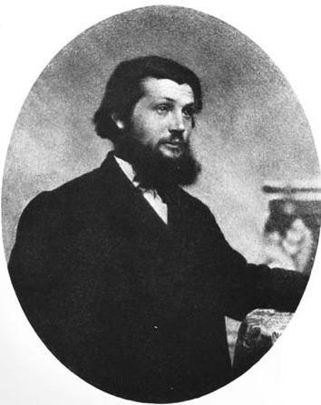 John Muir ca 1860