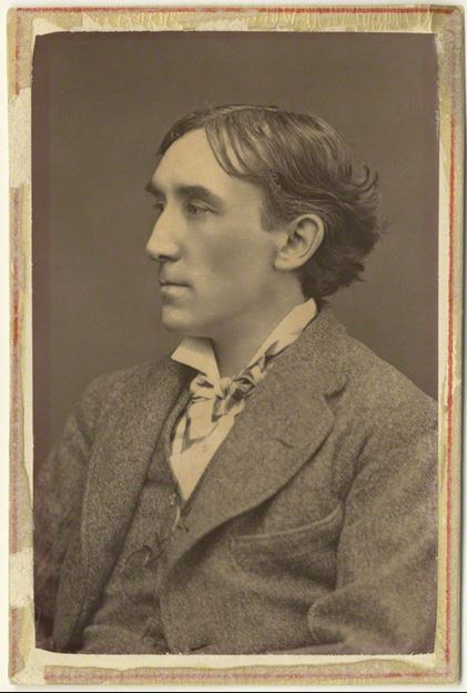 Sir Henry Irving around 1879