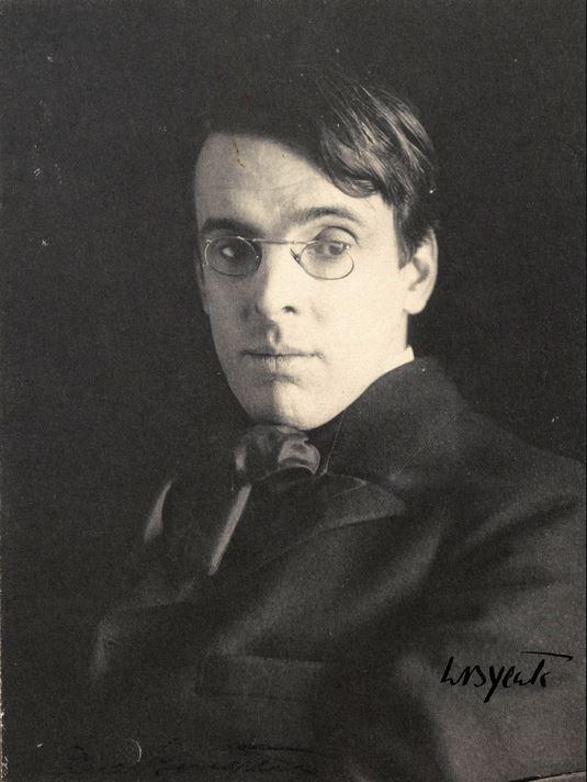 Yeats in Irvington