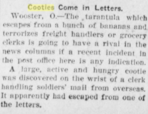 Greencastle Herald, February 21, 1919