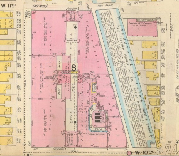 Sanborn Map #28, 1898