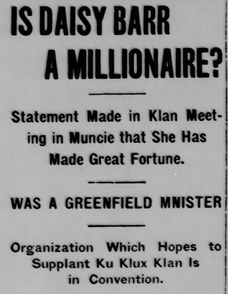 Greenfield Daily Reporter, March 26, 1924 (2)