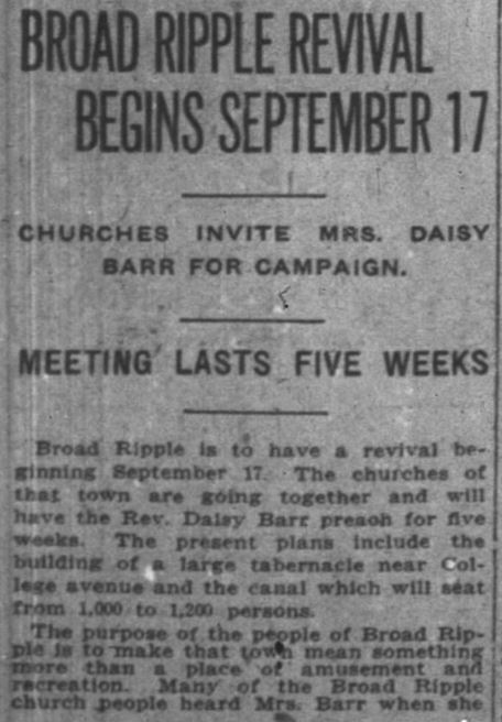 Indianapolis News, July 29, 1916