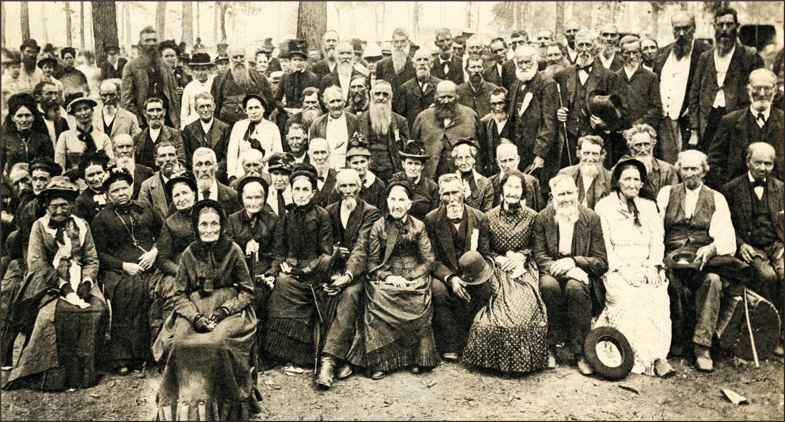 HI Mailbag:  Old Settlers Reunion