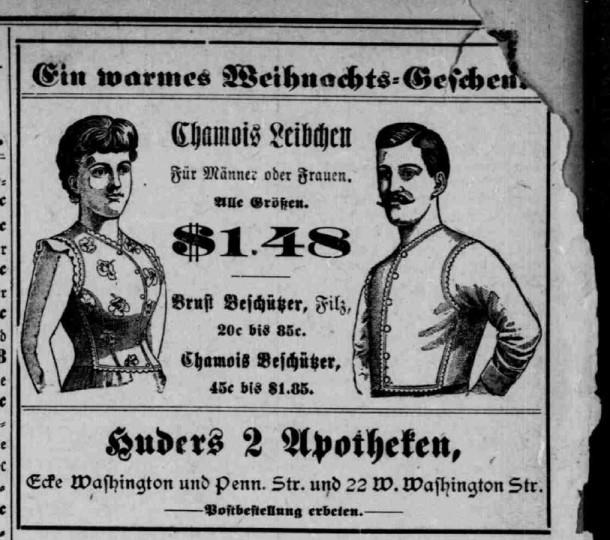 Chamois -- December 21, 1905