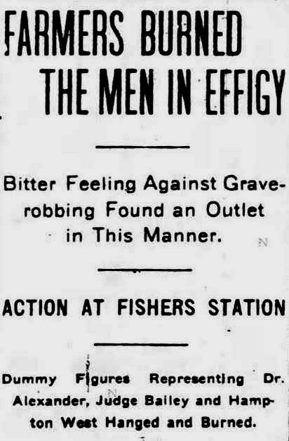 Indianapolis News, April 23, 1903