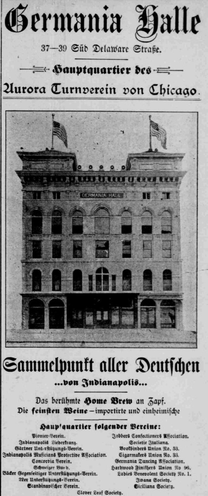 Indiana Tribune, June 21, 1905