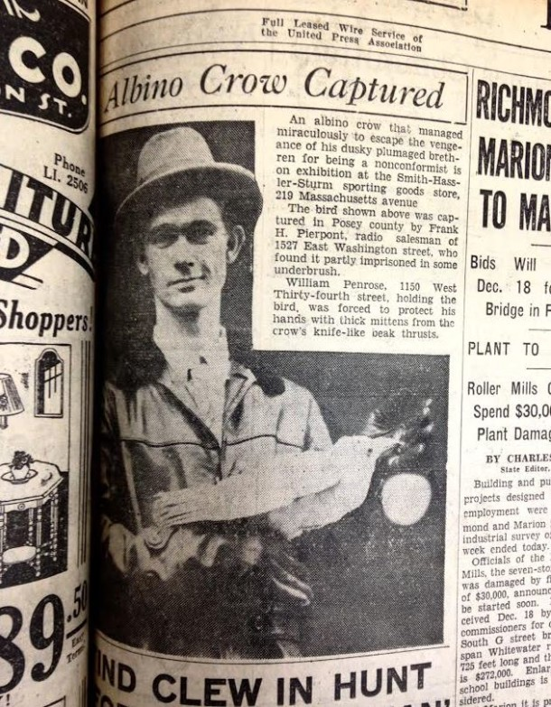 Indianapolis Times, November 20, 1930
