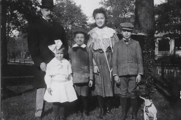 Metzger family