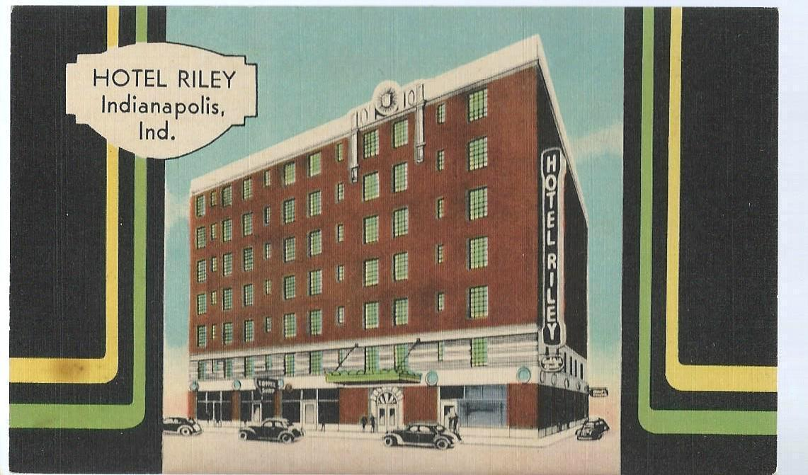 Then & Now: Wesley Hotel, 16th & Capitol