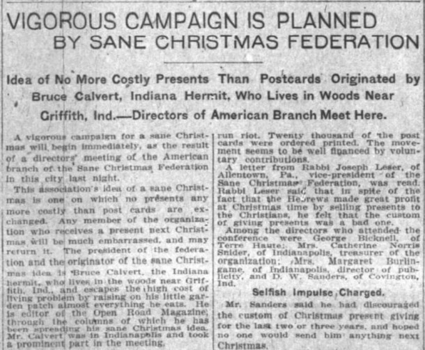 Indianapolis News, September 2, 1911