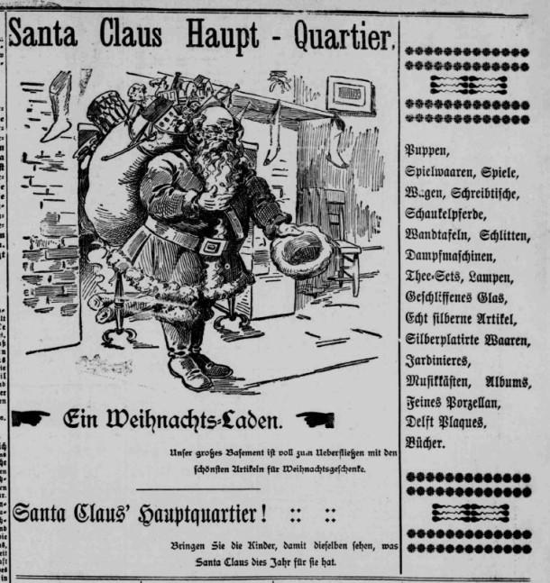 Santa Claus Hauptquartier