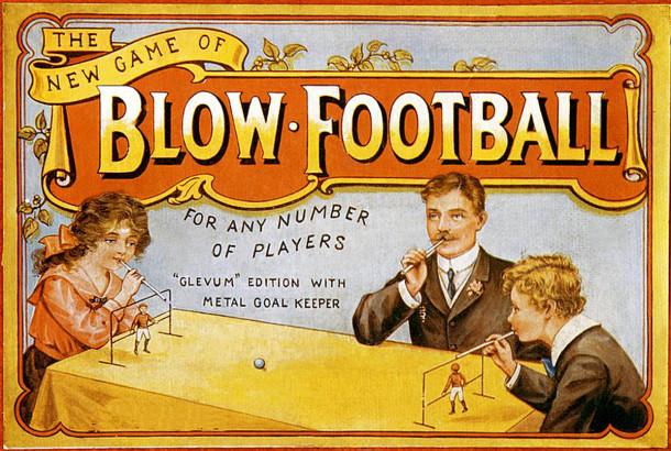 1914 football game