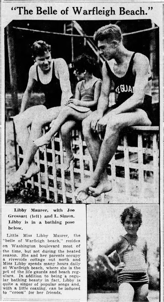 (1932 Indianapolis Star article courtesy of newspapers.com)