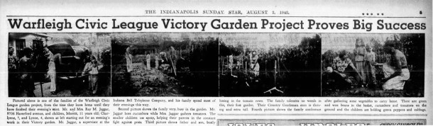 (1942 Indianapolis Star courtesy of newspapers.com)