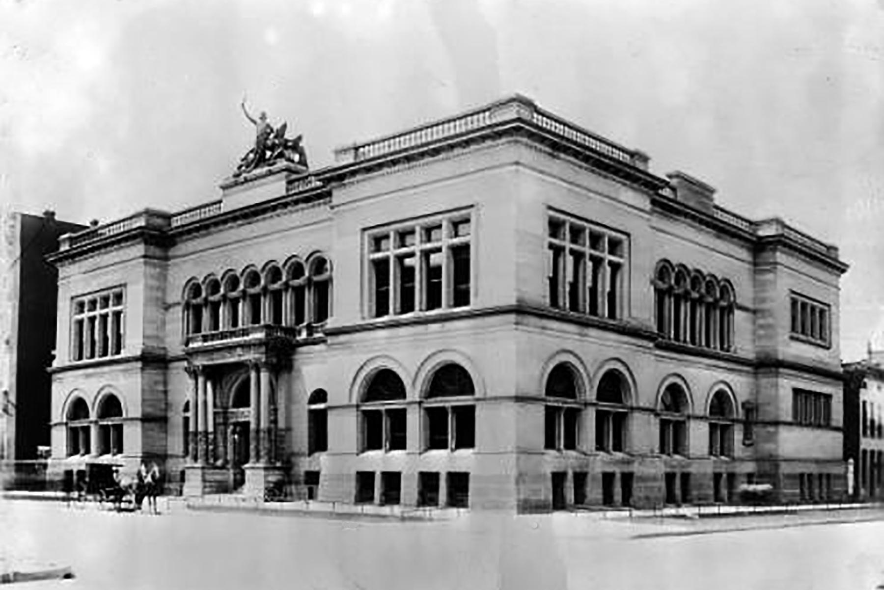 HI Mailbag:  Indianapolis Public Library