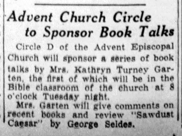 February 2, 1926 Indianapolis Star